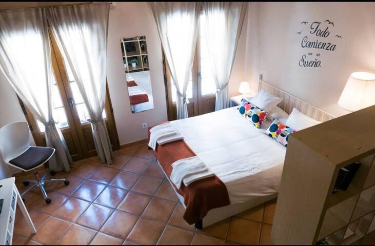 Dormitorio de la Catedral 1