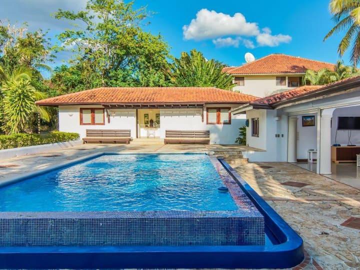 Villa Holidays in Casa de Campo