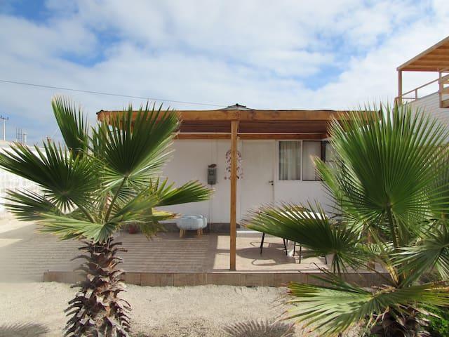 Cabaña en Bahía Loreto, a 3 km de Bahía Inglesa