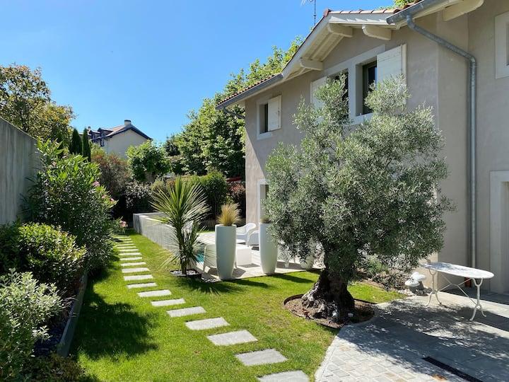 Arima Biarritz Chambres d'hôtes en cœur de ville