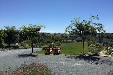 Peaceful rural studio, lovely views - Redwood Valley - Overig