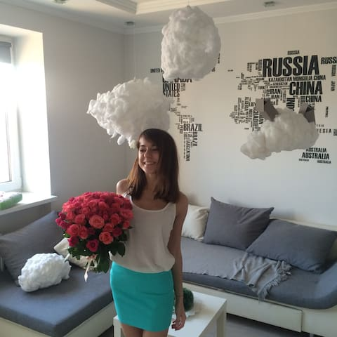 Крутяк - Tyumen' - Apartment