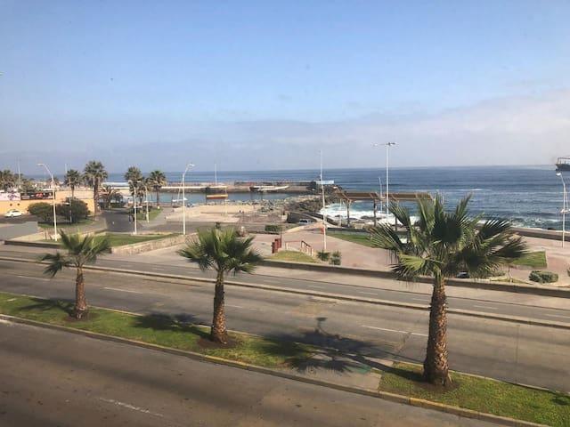 Increíble departamento a pasos de la playa
