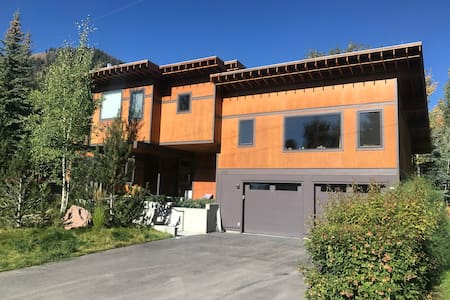 Modern luxury in the heart of Ketchum