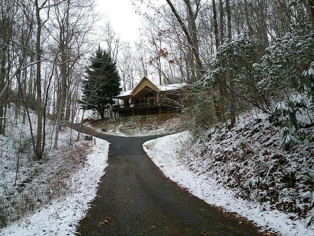 Seek Adventure at Bear Ridge Cabin!
