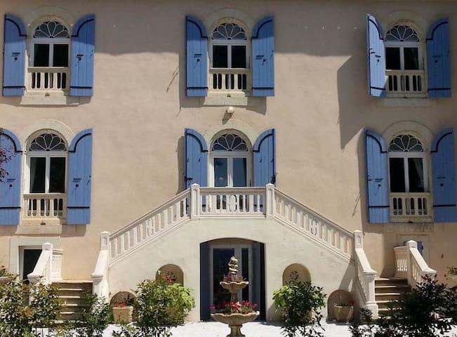 Château du 19 éme siècle