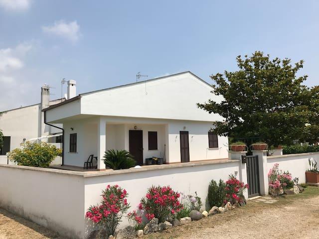 Casa Vacanze al mare tra Sperlonga e Terracina