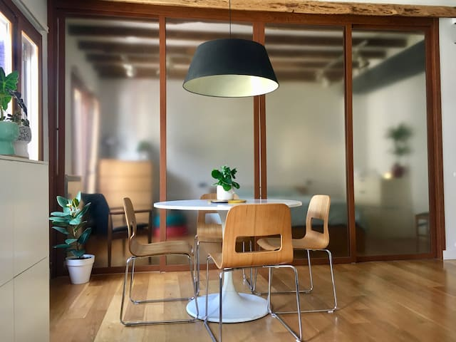 San Sebastian-ORIO. Diseño, luz y vida
