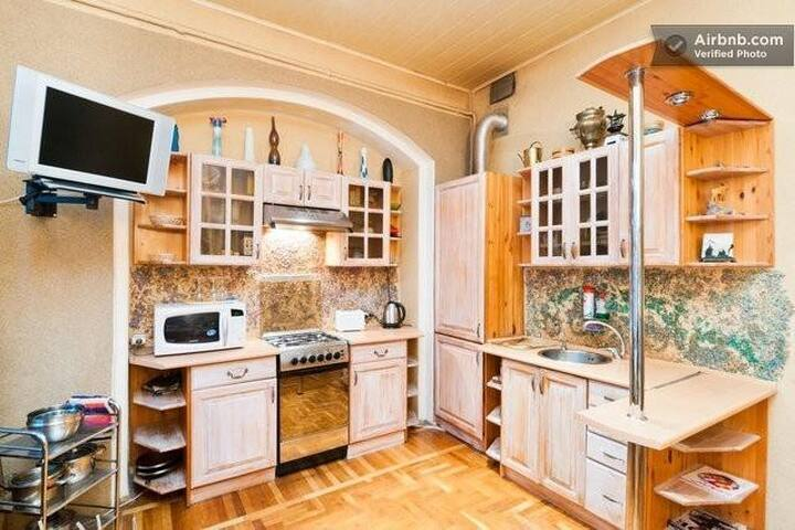 Apartments on Ligovsky 80