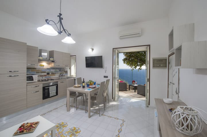Casa Cetrangolo - Great Seaview Terrace
