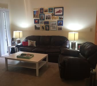 Cozy place to stay on Mellwood - Louisville - Apartmen