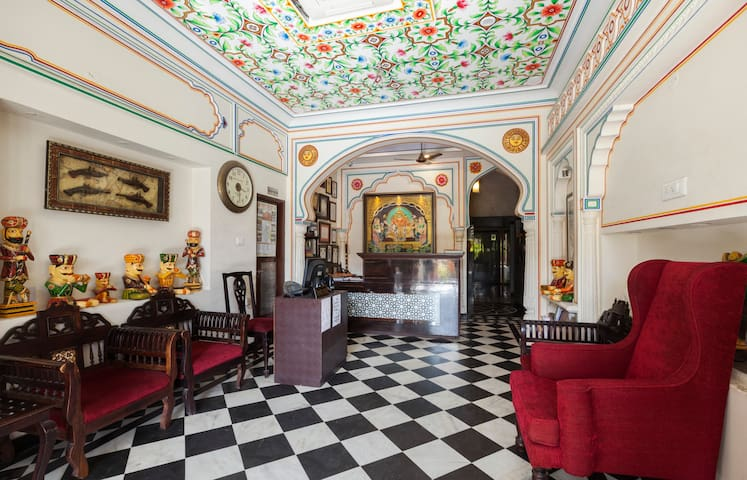 Centrally Located,Private Room,WiFi - Jaipur - Heritage hotel (India)