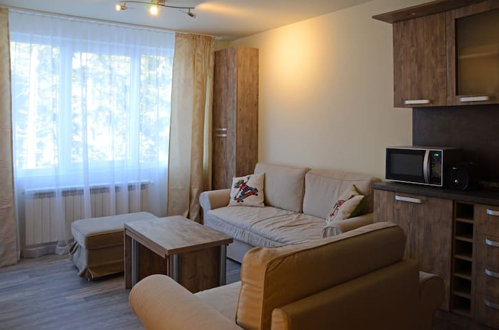 Cozy One Bedroom Apartment in Iglika Complex - Borovets - Apartmen