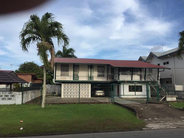 A comfortable apartment in Paramaribo