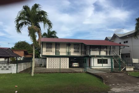 A comfortable apartment in Paramaribo