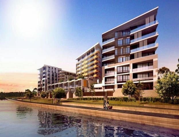 Water front inner west location - Rhodes - Apartment