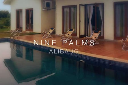 Amazing Villa & Swimming pool - Alibag