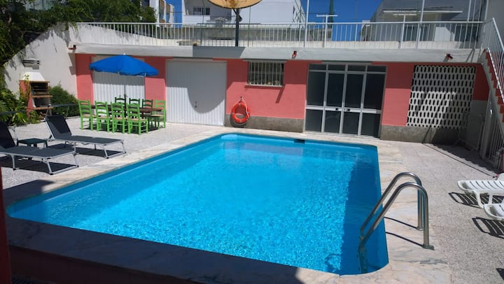 Villa Sol 10p House with private swimming Pool EN