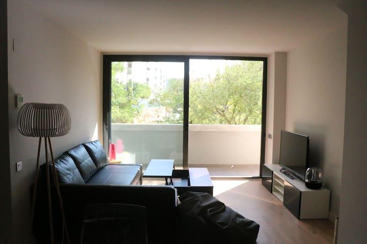 Amplia Habitación A en Centro de Barcelona - Barcelona - Wohnung