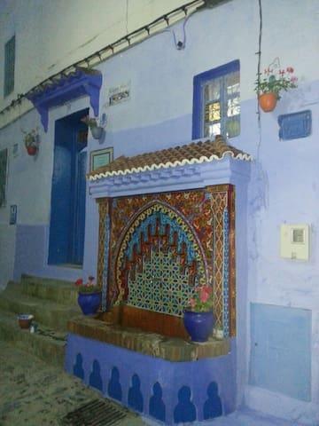 LA CASA AZUL DE XAUEN - Chefchaouen - House
