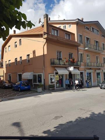 Confortevole appartamento centralissimo - Castel di Sangro - Leilighet