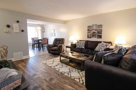 Spacious and comfortable, right downtown!