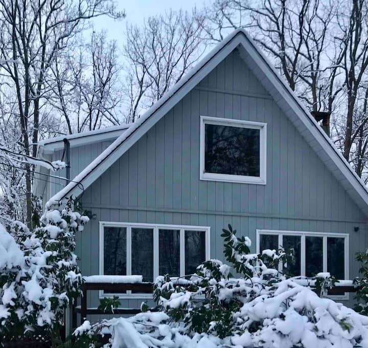 The Gray Chalet - Lake Wallenpaupack