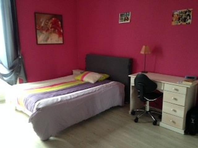 Chambre privée Aurillac centre-ville - Aurillac - Daire