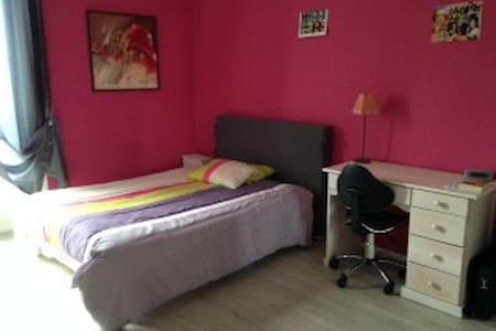 Chambre privée Aurillac centre-ville - Aurillac - Apartment