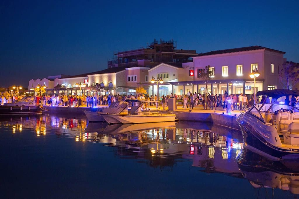 Limassol Marina - 5 minute (3.2) drive away