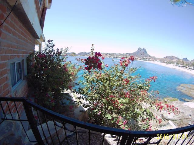 Seaside Apartment in San Carlos - San Carlos - Apartment