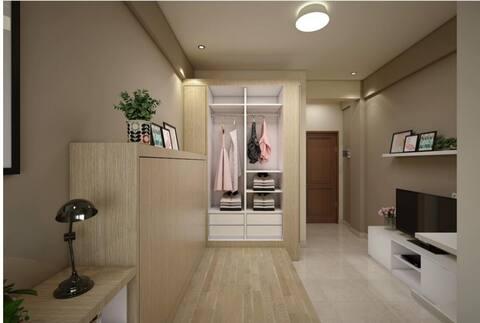 NEW-Affordable Studio Margonda Residence-FREE WIFI