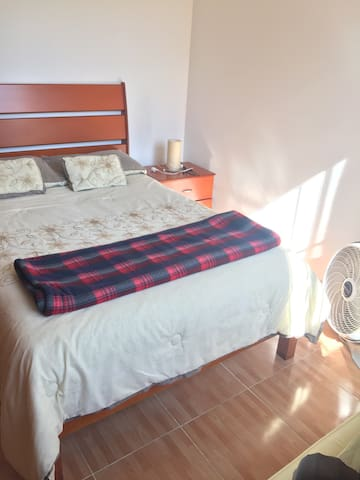Cosy private room near the shopping disctrict - Xalapa Enríquez - Maison