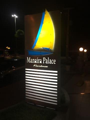 Beira-mar de Manaíra, ideal para 03 - João Pessoa - Apartment
