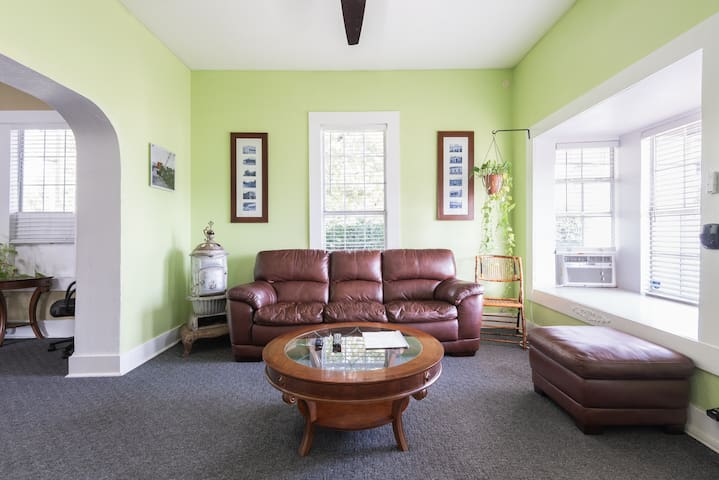 Front Living Room.