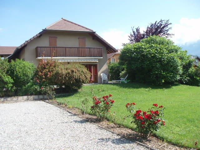 Maison familiale en Savoie pour 6 pers au calme - Voglans - Casa de férias