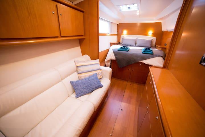 Sailing Lovers Luxury Catamaran