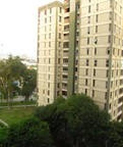 Habitación con 2 camas de una plaza - Lima - Huoneisto