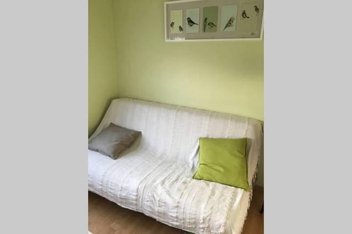 Chambre 2 spatieuse canapé lit - Witry-lès-Reims - Casa