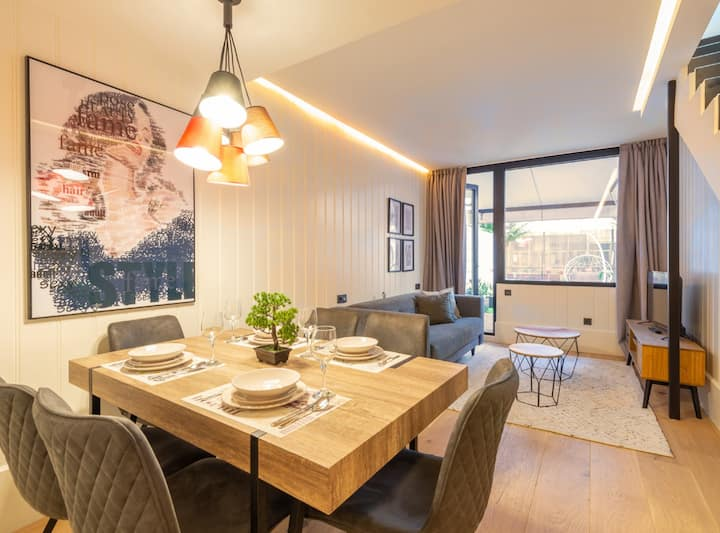 Apto Berlin AC by Bilbao Metropolitan Apartments