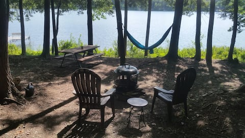 Lake Front Cottage, Vacay or Cooperstown Baseball