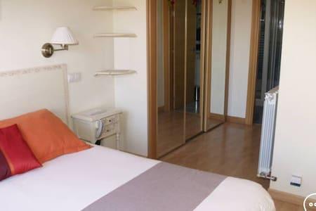 Habitación doble con baño -Pamplona - Galar