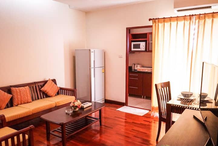 Apartment in Downtown Sriracha