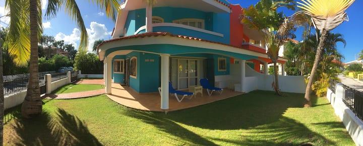 Villa with garden in Villas Bavaro Lopesan Beach