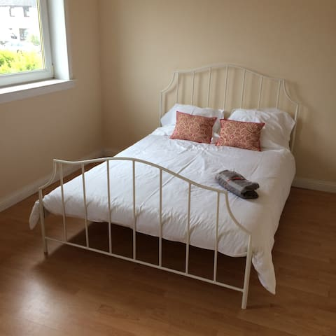 Basic room in Elgin, Moray. - Elgin - Hus