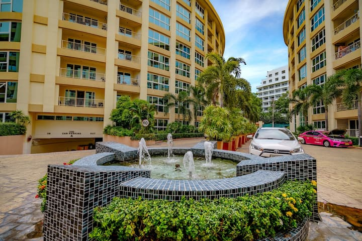 City Garden Condominium Pattaya