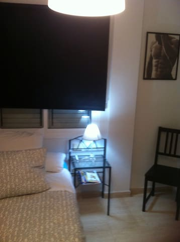 Budget single room & share bathroom - Maspalomas - Apartament