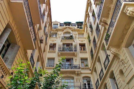 Encantador cuarto en casa francesa! - Buenos Aires - Apartamento