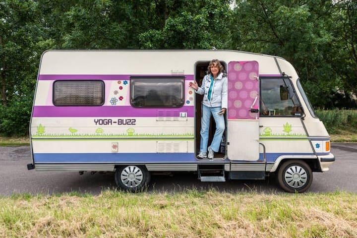 Cosy Campervan Amsterdam