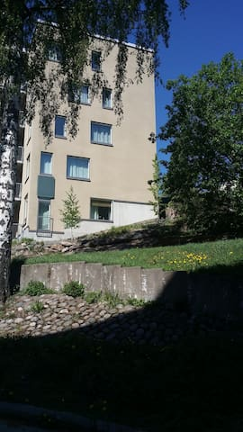 Helsinki Herttoniemi studio 10 mins to city center